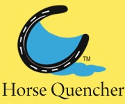 Amber O'Neill sponsored by horse Quencher